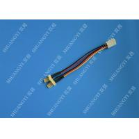 China 3-Pin Female to 2 x 3-Pin Male Computer Case Fan Y-Splitter Power Connector Adapter Cable wholesale