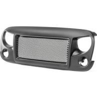 China Replacement Jeep JK Accessories ABS Plastic Jeep Jk Avenger Grill 128*48*16 wholesale