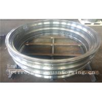 Quality DIN JIS Stainless rolled steel rings Heat Treatment And Machined for sale