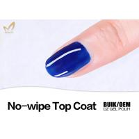 China Beautify Nails UV Top Coat No Wipe With Nail Lamp Lasting Time No Hit wholesale