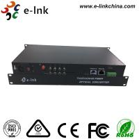 Buy cheap 8-Ch 1080P AHD Video + 1-Ch 10/100M Ethernet + 1-Ch FXO/FXS Telephone + 1-Ch from wholesalers