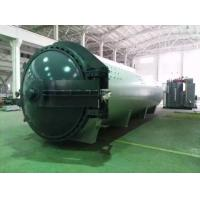 Quality 1.2*5M steam Rubber Vulcanizing Autoclave , industrial autoclave hydraulic for sale