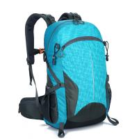 China Wear Resistant Outdoor Travel Backpack Camping 40L Nylon 34*57*22cm wholesale