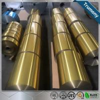 China Coated Hydrophilic Aluminium Foil Roll / Fin Stock For Air Conditioner wholesale