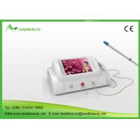 China Salon 30MHz Vascular Laser Spider Vein Removal Machine For Female wholesale