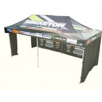 Quality Instant Party / Trade Show / Event aluminium pop up gazebo with 3 walls , Heat for sale