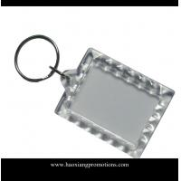 China Cheap Customize promotion photo keychain / custom keychain maker / Acrylic keychain wholesale