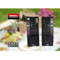 China Powered 8 Inch Active Speakers / Wireless AMP Speakers With Equalizer wholesale