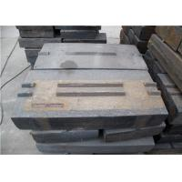 China Martensitic Steel Blow Bars Wear - Resistant For Granite Crusher Machine wholesale