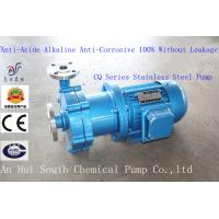 China Stainless steel  Chemical Processing Magnetic Drive  Pump wholesale