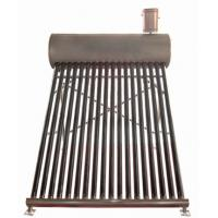 China 167L Non-pressure Thermosyphon Solar Power Water Heater 20 Vacuum Tubes OEM wholesale