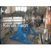 Quality High Speed Large Diameter Pipe Extrusion Machine / HDPE Pipe Production Line for sale