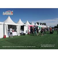 Buy cheap The white Pagoda Tent for outdoor event or trading from wholesalers
