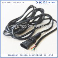 China Dustproof Internal Machine Power Cord Cable , TPU PVC Video Camera Cable wholesale