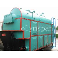 China Oil Heating Water Steel Coal Fired Steam Boiler  8 Ton , Energy Efficient wholesale