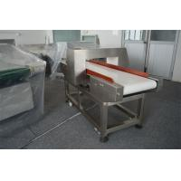 China Security Food Metal Detector Industry Conveyor Belt For Meat , foodprocessing metal detectors wholesale