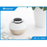 China Lightweight Wireless Bluetooth Mini Subwoofer Speaker With LED Music wholesale