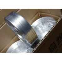 China Cooper Coat Galvanized Flat Wire For Stitching / Carton Binding Wire wholesale