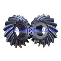 China Metallurgy Machined Helical Bevel Gears of Reduction Box / Gear Reducer wholesale