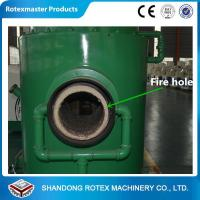 Quality Industrial Biomass Pellet Burner For Steam Boiler , Drying System for sale