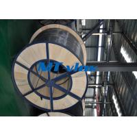 China ASTM A213 TP309S / 310S stainless steel coil pipe , stainless coil tubing wholesale