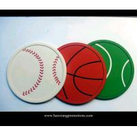 Quality customized soft pvc cheap beer coaster with logo for advertising for sale