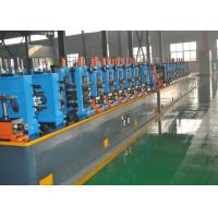China Stainless Steel Automatic Precision Tube Mill Machine By Turbine Worm Adjustment wholesale