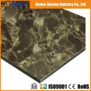 China CE 1220*2440mm PVDF Coating Aluminium Composite Panel wholesale