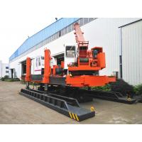 China Small ZYC120 Hydraulic Static Pile Driver Machine For PHC Pile With One Year Warranty wholesale