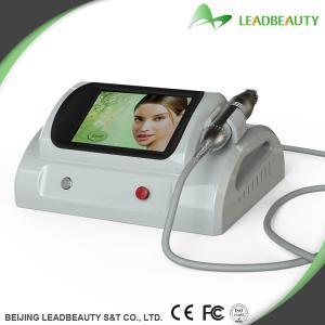 China Portale fractional rf microneedling for face lift & skin rejuvantion & wrinkle remover wholesale