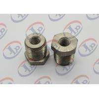 Buy cheap High Precision CNC Turned Parts 304 Stainless Steel Both Threaded Hex Bolt from wholesalers