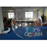 China Full Body Giant Inflatable Walking Ball Security For Kids 1.0 MM PVC wholesale