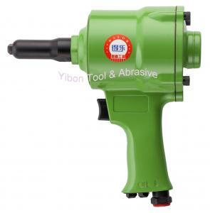 China Working Length 18mm AIR RIVETER GUN PNEUMATIC RIVET GUN for 2.4-4.8mm rivets wholesale