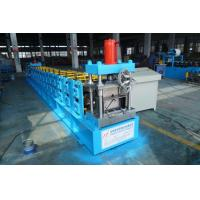 China 16 Stations C Z Purlin Roll Forming Machine 380V 50Hz 3 Phase Cr40 Steel on sale