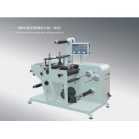 China LC-350Y Automatic Blank Label Rotary Die Cutting Machine With Slitting Turret Type Laminating wholesale