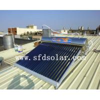 China SUS304-2B food grade Thermosyphon Solar Water Heater wholesale