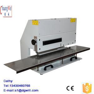 China Motorized Led Aluminum V-Cutting  PCB Cutting Machine For PCB Assembly wholesale