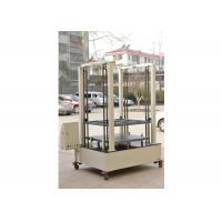 China Automatic Compression Testing Machine Equipment For Boxes / Cartons wholesale
