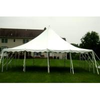 China 8x8m aluminum frame tent pop up camping tent wholesale