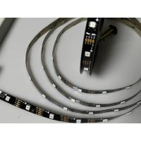 Quality Silicon / PVC Material LED Flexible Strip Lights HD107s 30 Pixels /M 50000H for sale