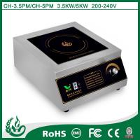 3500W Counter top Commercial induction cooker