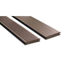 China Wood Plastic Composite WPC Composite Decking Customised Length igh Strength wholesale