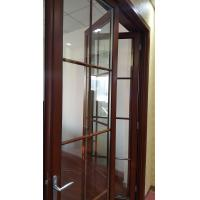 China Double Glazed Soundproof Aluminum Glass Bifold Doors Balcony Interior wholesale