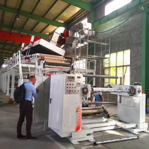 China 1300mm Adhesive Tape Coating Machine wholesale