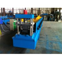 China 3 Tons Decoiler Door Frame Roll Forming Machine 40GP Container wholesale