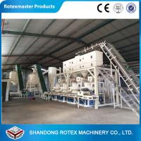 China Automatic Fuel Energy Biomass Wood Pellet Production Line for Rice Husk wholesale
