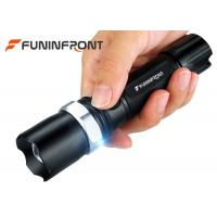 China 5W CREE Led Zoom Flashlight Tactical Torch Supports Wall Charger wholesale
