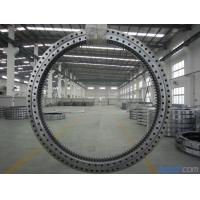 China Precision Single Row Slewing Ring Bearings With Ball Slewing Bearing External Gear wholesale