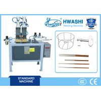 China Fully Automatic Mental Wires Butt - Welding Machine , Wire / Copper Pipe Butt Welding Equipment on sale