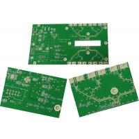 China FR4 UL 94v0 PCB Prototype Customed Electronics Board Green Color wholesale